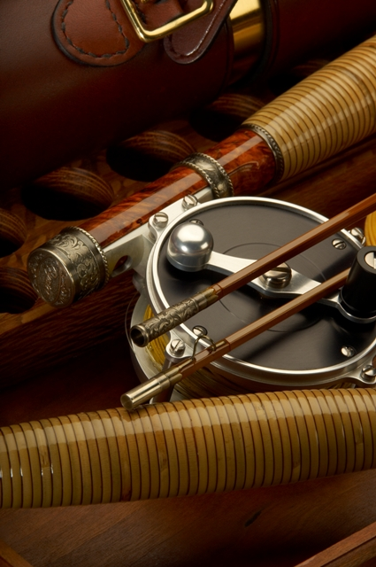 Oyster bamboo fly rod picture gallery for Bamboo fly fishing rod