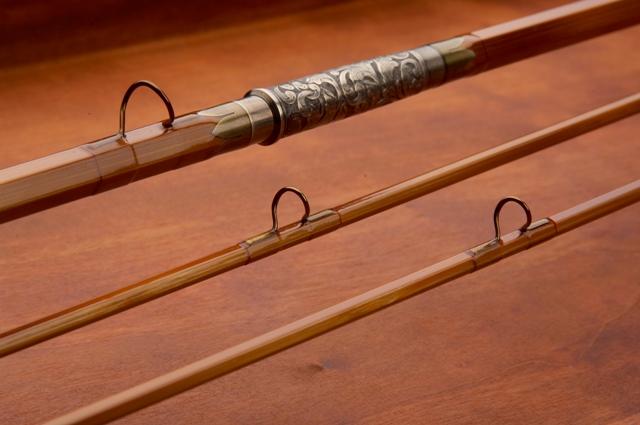 Bamboo rod with 640 425 pixels engraving for Fishing rod ferrules