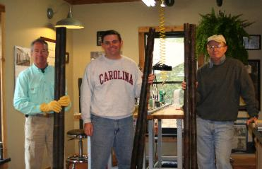 oyster bamboo fly rods class 2007