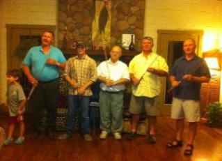oyster bamboo fly rod class 2009