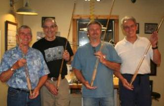 oyster bamboo fly rods class the brothers irwin